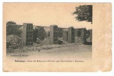 Dahomey before destruction