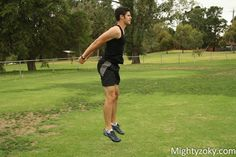Lower Body Bootcamp Drill | Bootcamp Ideas