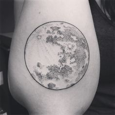 black and grey moon tattoos - Google Search