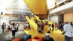 NC A&T STUDENT CENTER - Projects - Vines Architecture