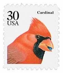 1991 30c Cardinal Scott 2480 Mint F/VF NH