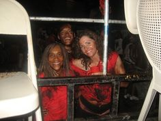 Trinidad and Tobago Carnival.  The Cocoa Devils Band.  What a blast!