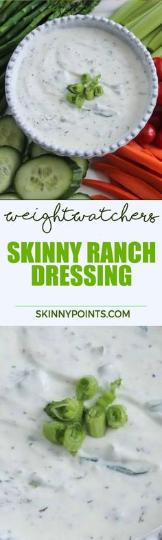 Skinny Ranch Dressing come with Only 1 weight watchers smart Points