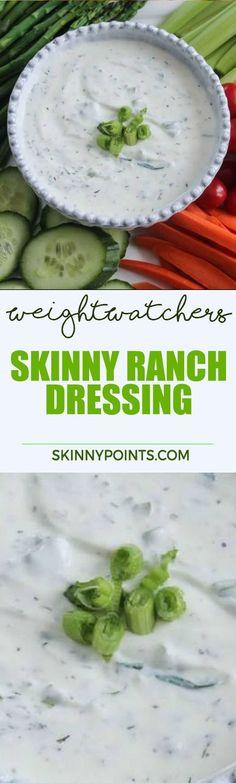 Skinny Ranch Dressin