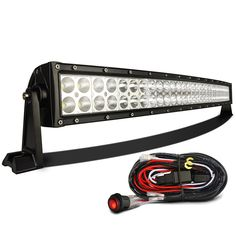 Online store 4 wheel parts led light bar50 led light bar cree led mictuning curved 32 180w 3b239c cree led work light bar combo high intensity aloadofball Gallery