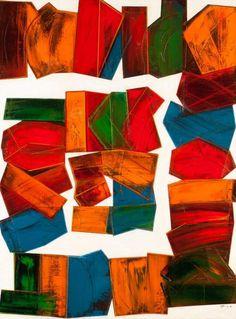 São Mamede - Art Gallery  João Vieira Sem Título 2001 Oil x Canvas 130 cm x 97 cm