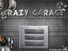 Crazy Garage  Android Game - playslack.com , Crazy Garage - is the next change of the game Zuma killed  in a garage style.  On a game tract there will be shock-absorbers, disks of joining  and relatednesses that make the game more genuine.  The content of the game is to shoot balls from a weapon of a definite color at a series of moving akin environments, when accumulating  of three same in a line they will disappear, the important situation is not to make the series come the control point…
