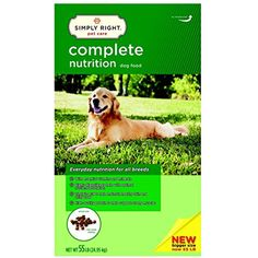 Simply Right Pet Care Complete Nutrition Dog Food - 50 lb. -- You can find more details by visiting the image link. (This is an affiliate link and I receive a commission for the sales) Effects Of Turmeric, Vitamin K1, Complete Nutrition, Proper Nutrition, Pet Supplements, Dry Dog Food, Healthy Teeth, Bone Health, Vitamins And Minerals