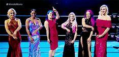 """Who's ready for Wrestlemania? Wwe T Shirts, Wwe Sasha Banks, Wwe Female Wrestlers, Kevin Owens, Raw Women's Champion, Wrestling Divas, Wwe Womens, Total Divas, Professional Wrestling"