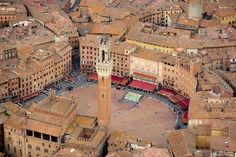 Day Trip: Siena Tourists looking for 13-century charm should visit Siena, a small city with a big personality. Siena has maintained much of its architecture and treasure, epitomized in the main square, Piazza del Campo. Near the square is the Palazzo Pubblico, Siena's city hall for almost 800 years, where art and history lovers can view a collection of 14-century frescoes, most notably by Simone Martini. The Torre Mangia offers beautiful views of the surrounding countryside. Sienna features…