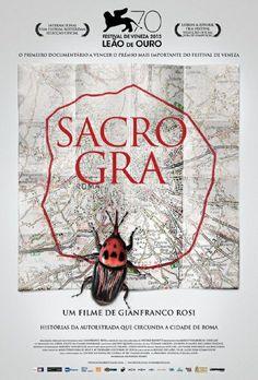 Poster do filme Sacro GRA