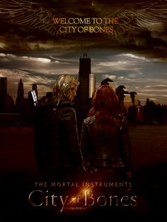 """@Ola Skudlarska Movie opens today!  Good origins story, good humor! If you like the TV series """"Charmed"""" or """"Angel"""" you'll be into """"The Mortal Instruments City of Bones""""."""