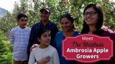 Meet Your BC Organic Ambrosia Apple Growers | The Bhathal Family