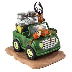 BigMouth Inc. Deer's Revenge Salt & Pepper Shaker Set