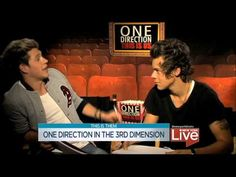 ONE DIRECTION: This Is Us Exclusive Interview! Harry, Louis, Liam, Zayn & Niall