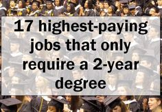 17 highest-paying jobs that require only an associate degree   NJ.com