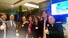 Un evento exitoso en el que apoyamos los #emprendedores en #colombia. #mp #stepup #aceleratufuturo #totto #portafolio.co #alpina