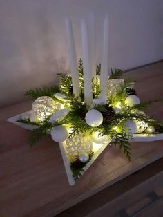 Exceptional Christmas time info are available on our website. Rose Gold Christmas Decorations, Christmas Advent Wreath, Christmas Flower Arrangements, Noel Christmas, Christmas Centerpieces, Xmas Decorations, All Things Christmas, Christmas Crafts, Holiday Decor