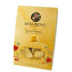 Mata-Bicho Gourmet Queijo Rabaçal - Portugal Treasures os melhores Produtos Portugueses