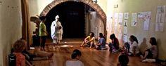 Teatro Null - @tusciainrete @tusciatimes @gabbate