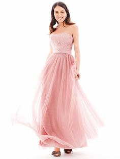 Colour by Kenneth Winston Style 5193 | Dresses can be modified to long or short. #specialoccasion #bridesmaid