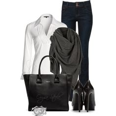 """""""Modern Classic"""" by orysa on Polyvore"""