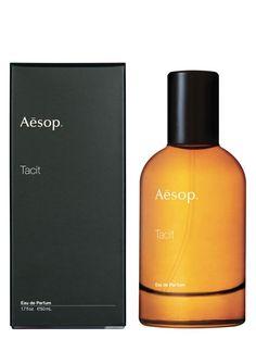 Tacit - Eau de Parfum - Aésop What I'm wearing at the moment.