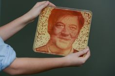 Bacteriographs of celebrities like Stephen Fry will be featured at The Big Bang UK Young Scientists & Engineers Fair.