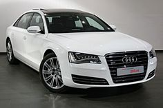 Audi A8 L Saloon 4.2 FSI Quattro--- omg...i will have this car one day