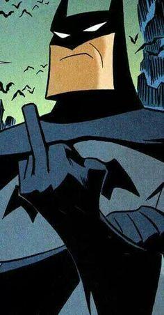 CHEEKY BATMAN