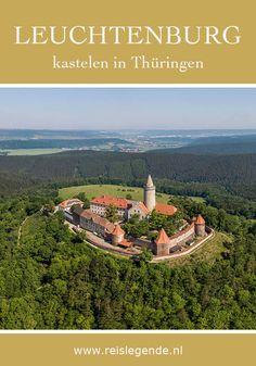 Kasteel Leuchtenburg in Thüringen - Reislegende.nl Paris Skyline, Germany, Travel, Europe, Rice, Viajes, Deutsch, Destinations, Traveling