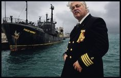 The Sea Shepherd Conservation Society and its founder Paul Watson, is devoted to saving whales, this is something I want to support and once vet school is over I am going to volunteer to help them