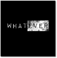 whatever - Google Search