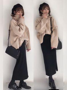 今日はアウターなしで 裾、袖のカットオフデザインが可愛いトップスはDHOLICさんのもの☺︎ オ