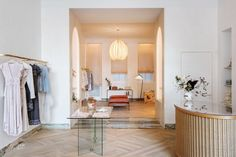 Ulla Johnson's NYC Boutique Takes After a Town House