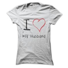 I love my husband T-Shirts, Hoodies. BUY IT NOW ==►…