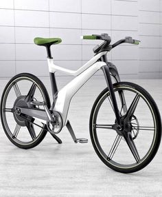 Smart Concept Bicycle