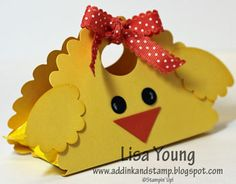 Chick treat favor