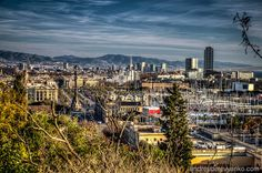 City and the Mountains | Flickr - Photo Sharing!