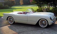 Sold* at Scottsdale 35th Anniversary 2006 - Lot #1311 1953 CHEVROLET CORVETTE '#003' CONVERTIBLE