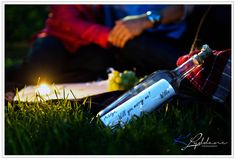 Kimberly Lyddane Photography, Occoquan VA, Message in a Wine Bottle Engagement #wedding