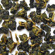 Beautiful Oolong tea leaves: Alishan Shi Zhao (T-Oolong Tea) Review: @SororiTEA Sisters