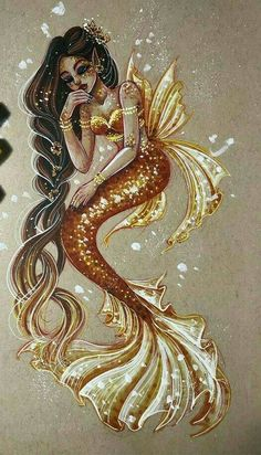 Ideas drawing mermaid sirens tattoos for 2019 Ideas drawing mermaid sirens tattoos for can find Mermaid art and more. Mermaid Artwork, Mermaid Drawings, Mermaid Tattoos, Paintings Of Mermaids, Drawings Of Mermaids, Mermaid Tail Drawing, Mermaid Sketch, Fantasy Mermaids, Unicorns And Mermaids