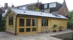 Oak Annexes & Offices | Oak Framed Garages & Out Buildings | Radnor Oak