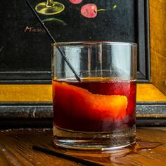 Jayce McConnell's The Red Wedding, is a take on the classic Southern combo of bourbon and sweet tea. Try it at Edmund's Oast in Charleston or make it today!