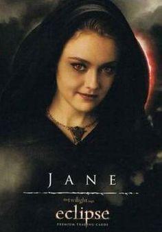 #TwilightSaga #Eclipse - Jane Volturi #11