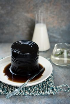 Grass Jelly {Cincau}