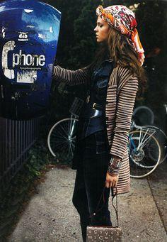 #MMissoni | #Glamour France November 2012