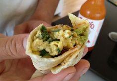 "Jake's ""Egg-ceptional"" Breakfast Burrito – On A College Budget | Tasty Kitchen: A Happy Recipe Community!"