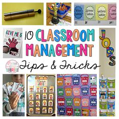 Positive Classroom Management Tips & Tricks